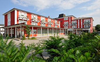 Johnannesbad Hotel Füssinger Hof