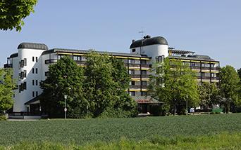 Johannesbad Hotel Ludwig Thoma