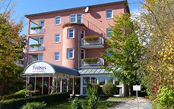 Johannesbad Hotel Phönix in Bad Füssing
