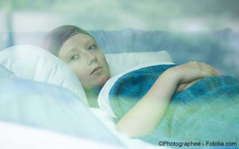 Leukämie, chronisch lymphatisch