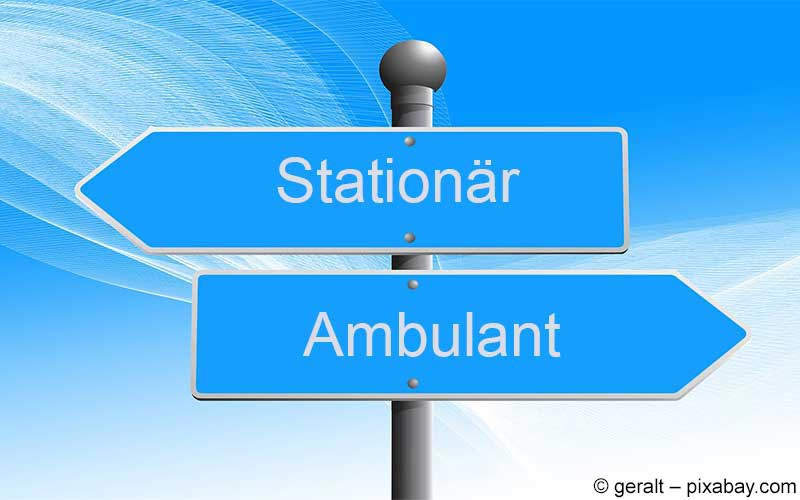 stationaer oder ambulant