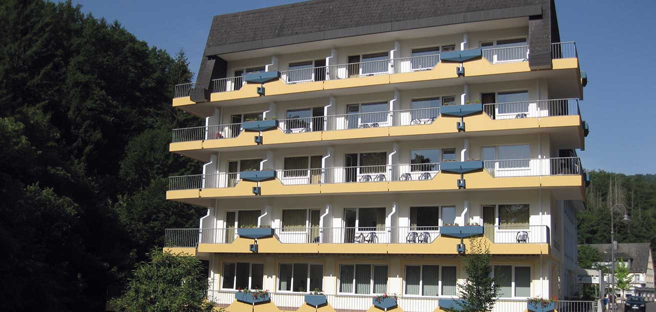MEDIAN Klinik Bad Bertrich - Haus Fortuna