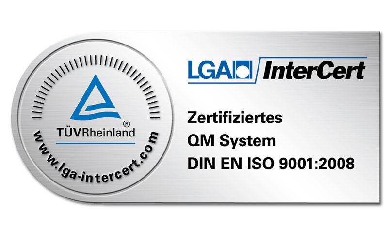 LGA Intercert